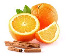 Orange With Cinnamon