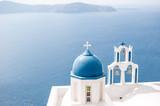 Santorini w Grecji