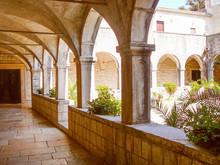 Retro Look St Francis Convent