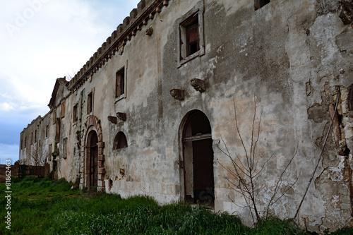 Fotografie, Obraz  Taranto Castello di Mottola 6