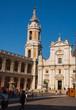 Santuario della Madonna di Loreto, Ancona, Marche, Italia