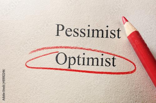 Fotografia  Optimism circle