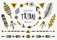 Tribal Design Elements Collect...