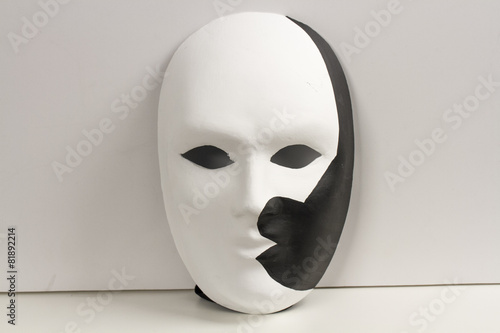 Fotografie, Tablou  mask