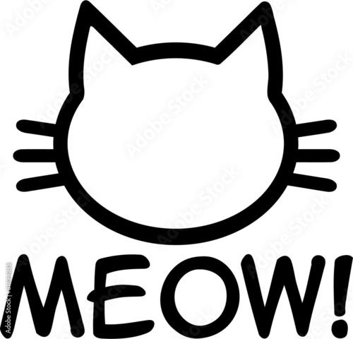 Photo Cat Meow