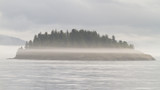 Island in the mist - 81902658