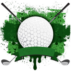 Fototapeta Golf Golf Insignia