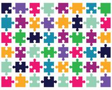 Colorful Shiny Puzzle, Separat...