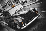 Fototapeta Londyn - cab