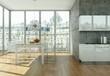 moderne Küche Interior Design