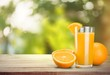 Orange Juice. Orange Juice