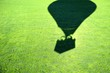 canvas print picture - Ballon+Schatten