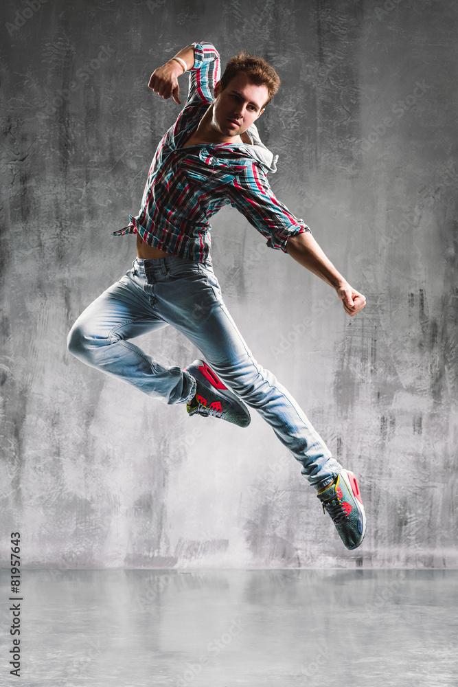 Foto  Der Tänzer
