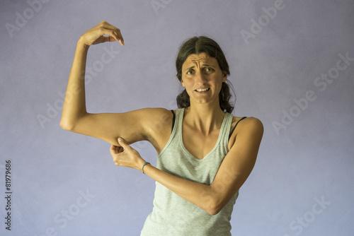 Fotografia, Obraz  muscoli molli