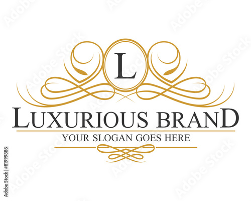 Luxurious Brand Canvas Print