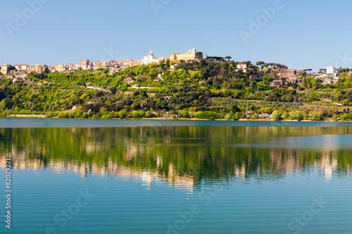 Tela  Castel Gandolfo Lago Albano