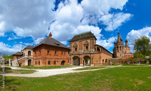 Krutitskoe Compound Cathedral in Moscow Russia #82038040