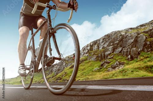 Foto op Plexiglas Fietsen Racing Bike