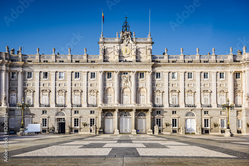 Foto  Royal Palace of Madrid