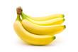 canvas print picture - Bananen Bio Fairtrade