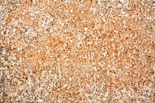 Fotografie, Obraz  Wood sawdust
