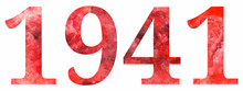 Red Letters 9 May 1941 The Great Patriotic War Isolated