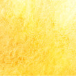 Watercolor yellow texture background