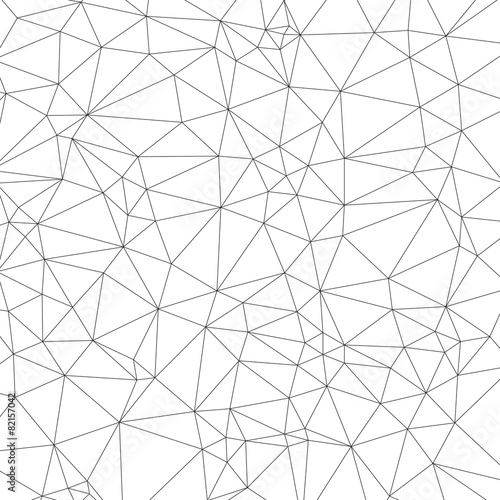 Recess Fitting Pattern Polygon style geometric vector background