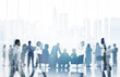 Business People Communication Corporate Team Concept