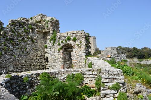 Deurstickers Rudnes Intérieur du Castello Di Venere