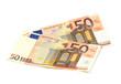 2 50 Euro-Scheine