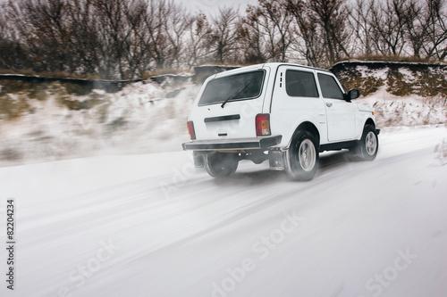 фотография  Speed Car off-road 4x4