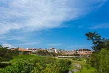 豪華南国リゾート