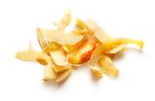 Yellow Apple Peelings