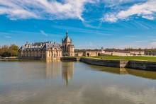 Chantilly Castle , France