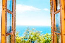 Window With Sea View