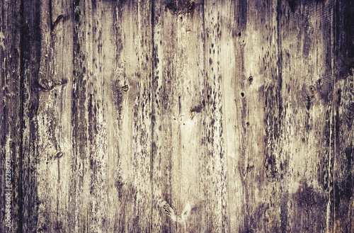 Foto op Plexiglas Wand The old wood texture with natural patterns