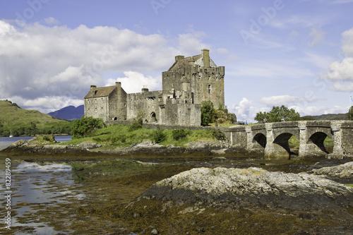 фотография  Eilean Donan Castle in Schottland