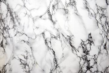 Panel Szklany Czarno-Biały marble background