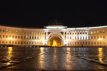 Palace Square St Petersburg Russia