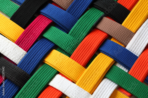 Martial Arts Belts