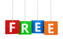 Free Word On Tags