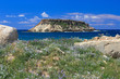 Mediterranean island Geronisos near the Akamas peninsula. Cyprus