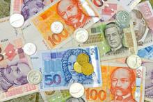 Croatian Banknote