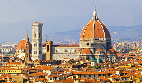 Canvas-taulu Florence cathedral