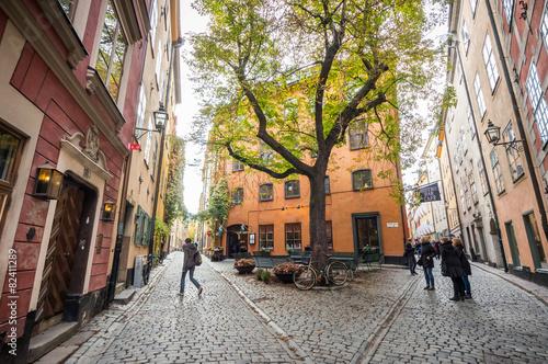 Poster  Stockholm, Sweden