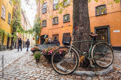 Stockholm, Sweden Poster