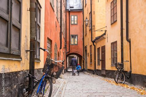 Stockholm, Sweden Canvas Print