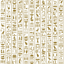 Ancient Egyptian Hieroglyphs S...