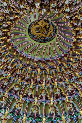 Photo  Thean Hou Temple in Kuala Lumpur
